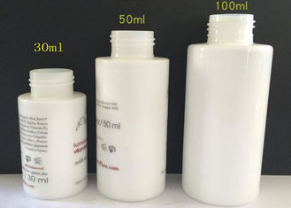 China Customized Frosted Cosmetic Bottles 40ML Hot Stamping Surface Handling supplier