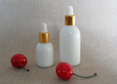 China Durable Cosmetic Packaging Glass Lotion Bottles For Skin Care Cream Lotion supplier