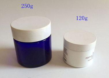 China Profession Empty Cosmetic Bottles And Jars UV Printing For Lotion Eye Cream supplier