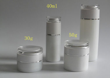 China Square Skin Care Cream Cosmetic Glass Bottles Hot Stamping Eco Friendly factory