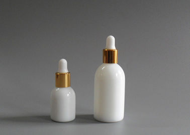 China Multifunctional Empty Essential Oil Glass Containers With Cap Dropper distributor